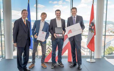 Webgears as multiple Award Winner