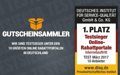 Gutscheinsammler.de is Germany's Best Couponing Portal