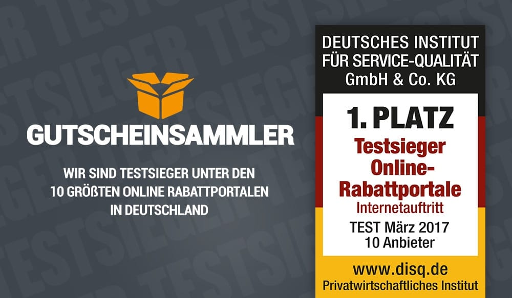 Gutscheinsammler.de is Germany's Best Couponing Portal