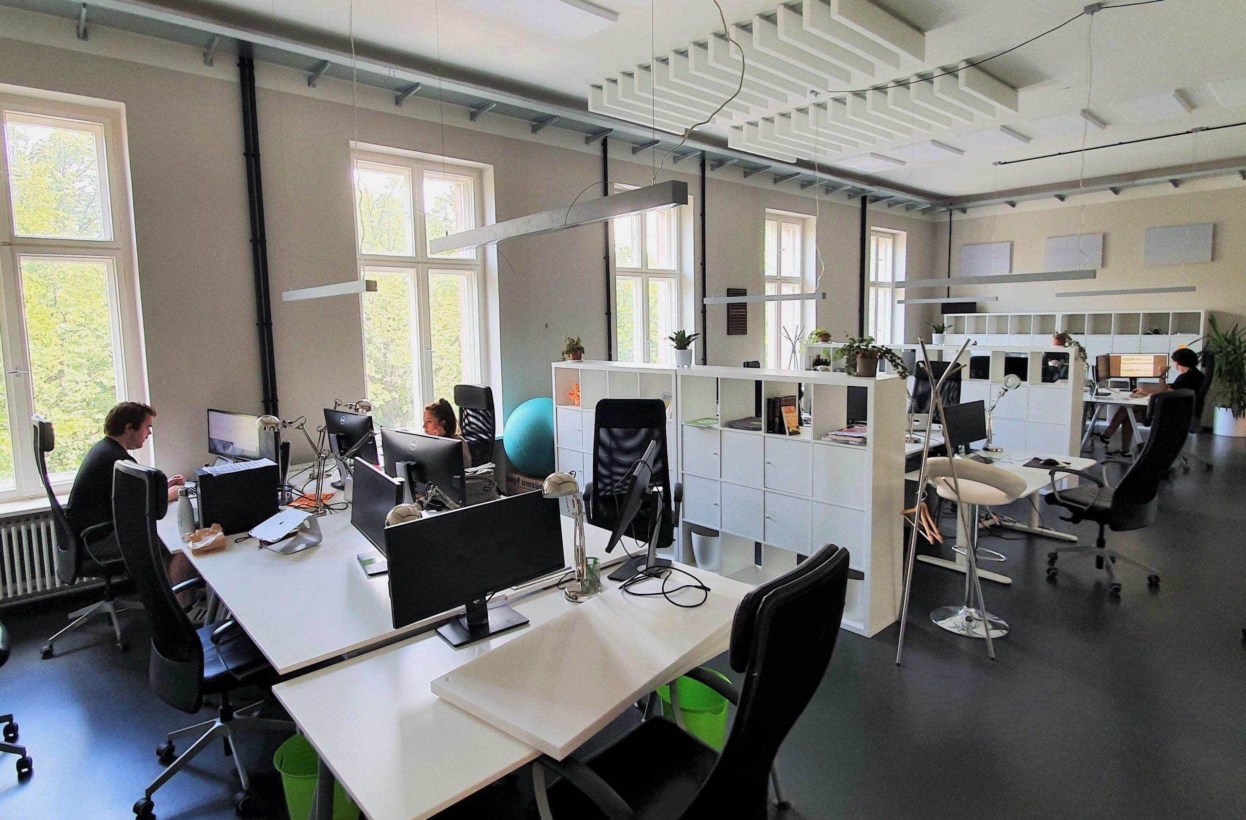 Webgears Berlin Office